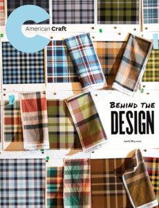 American Craft – April-May 2020
