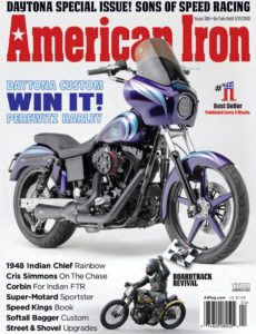American Iron Magazine – January 2020