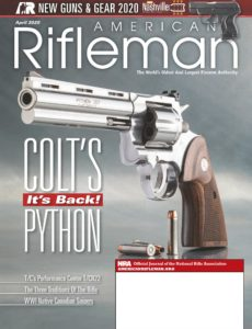 American Rifleman – April 2020