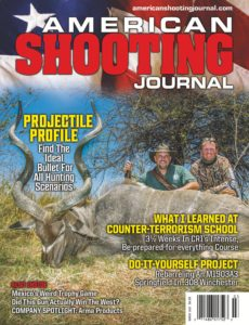 American Shooting Journal – March 2020