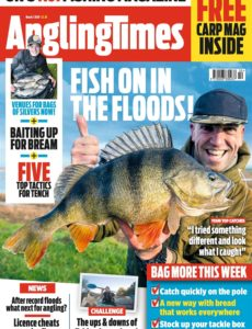 Angling Times – 3 March 2020