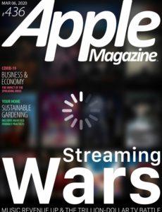 AppleMagazine – March 06, 2020