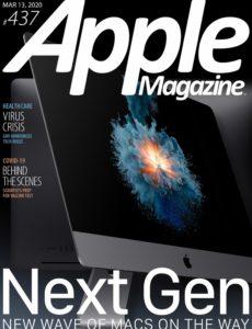 AppleMagazine – March 13, 2020