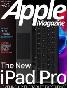 AppleMagazine – March 27, 2020