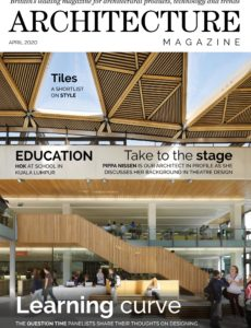 Architecture Magazine – April 2020