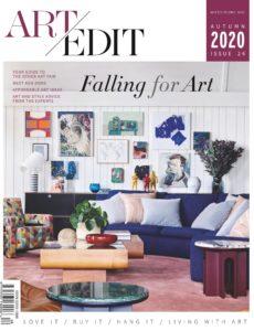 Art Edit – Issue 24 – Autumn 2020