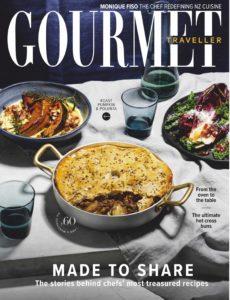 Australian Gourmet Traveller – April 2020