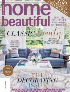 Australian Home Beautiful – April 2020