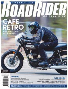 Australian Road Rider – March 2020