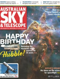 Australian Sky & Telescope – April 2020
