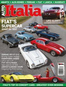 AutoItalia – Issue 290 – April 2020