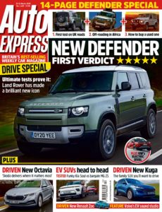 Auto Express – March 25, 2020