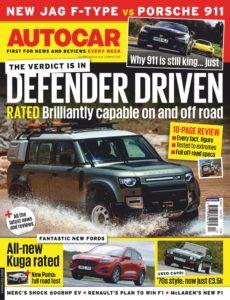 Autocar UK – 25 March 2020
