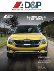 Automotive Design and Production – April 2020
