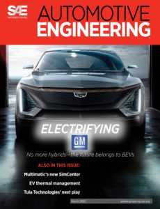 Automotive Engineering – March 2020
