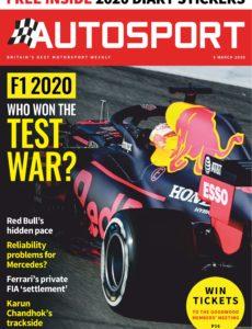 Autosport – 05 March 2020