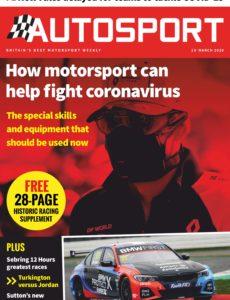 Autosport – 26 March 2020