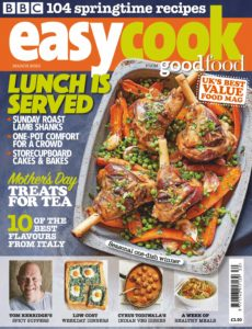 BBC Easy Cook UK – March 2020