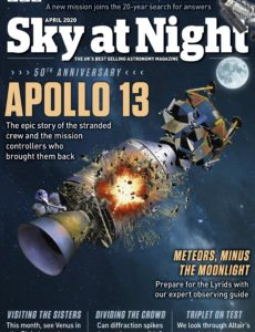 BBC Sky at Night – April 2020
