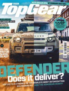 BBC Top Gear UK – April 2020