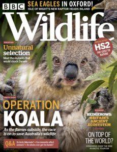 BBC Wildlife – April 2020