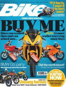 BIke UK – May 2020