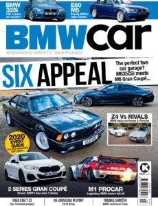 BMW Car – April 2020
