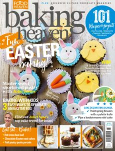 Baking Heaven – April 2020