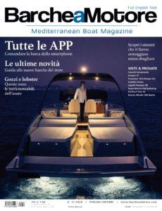 Barche a Motore N 12 – Aprile-Maggio 2020