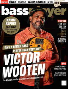 Bass Player – March 2020