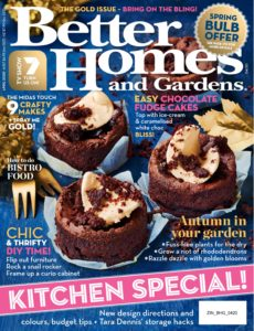 Better Homes and Gardens Australia – April 2020