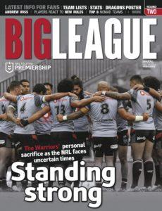 Big League Weekly Edition – March 19, 2020