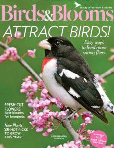 Birds & Blooms – April-May 2020