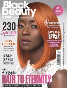 Black Beauty & Hair – April-May 2020