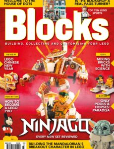Blocks Magazine – Issue 65 – March 2020
