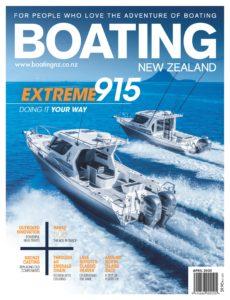 Boating New Zealand – April 2020