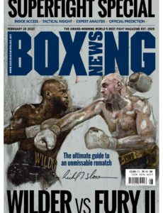 Boxing News – 20 February 2020