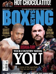 Boxing News – 5 March 2020