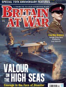 Britain at War – April 2020