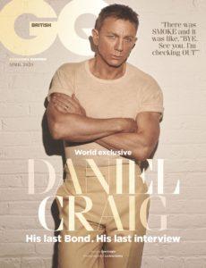 British GQ – April 2020