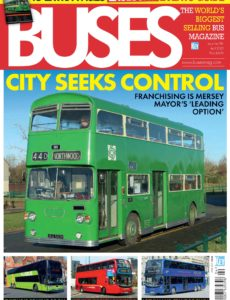 Buses Magazine – Issue 781 – April 2020