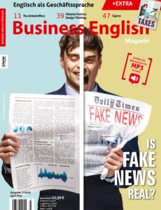 Business English Magazin – April-Mai 2020