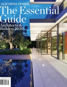California Homes – Essential Guide to Architects & Builders 2020