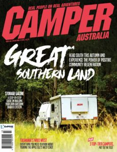 Camper Trailer Australia – April 2020