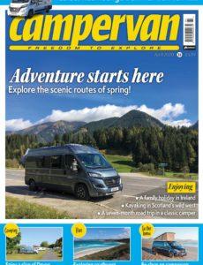 Campervan – April 2020