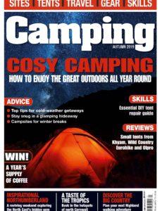 Camping – Autumn 2019