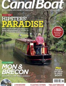 Canal Boat – February 2020