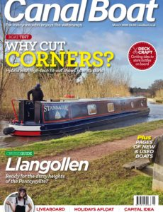 Canal Boat – March 2020