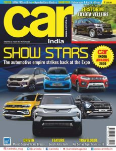 Car India – March 2020