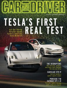 Car and Driver USA – April 2020